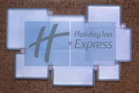 Holiday Inn Express, Liverpool, Lakeside Signs