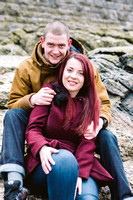Jennifer & Jordan, Engagement, Whitmore Bay