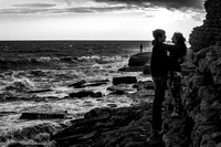 Beach,Michael,Prewedding,Rhianwen,Southerndown,Sunset,Wales