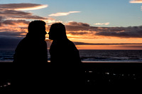 Ceri & Peter, Engagement, Southerndown, Porthcawl