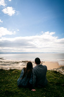 Stacey & Patrick, Engagement, Southerndown, Porthcawl